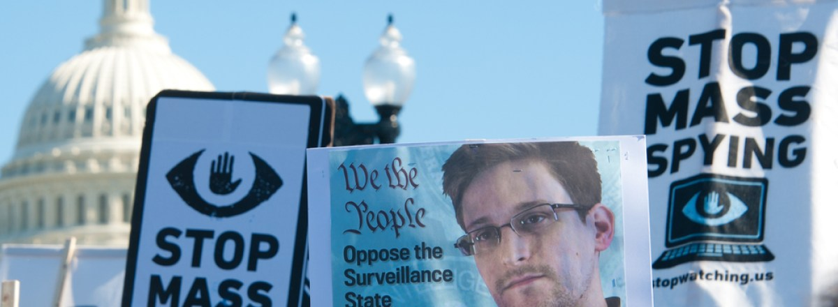 The Legal Story of the Year, and Next Year Too: Edward Snowden