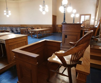 A Murder Case Highlights an Odd Exception to the Sixth Amendment
