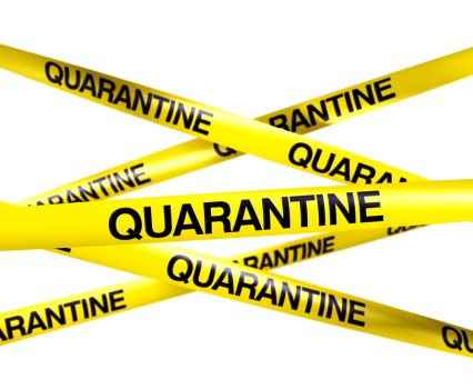 Ebola Quarantines, RFRA, and RLUIPA, and the Right to Infect?