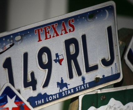 Must Texas Issue Confederate Flag License Plates?