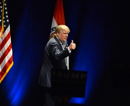 Will Donald Trump Be the GOP Presidential Standard-bearer?