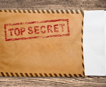 Protecting Top Secret Information, by the Secretary of State and by the Rest of the Government