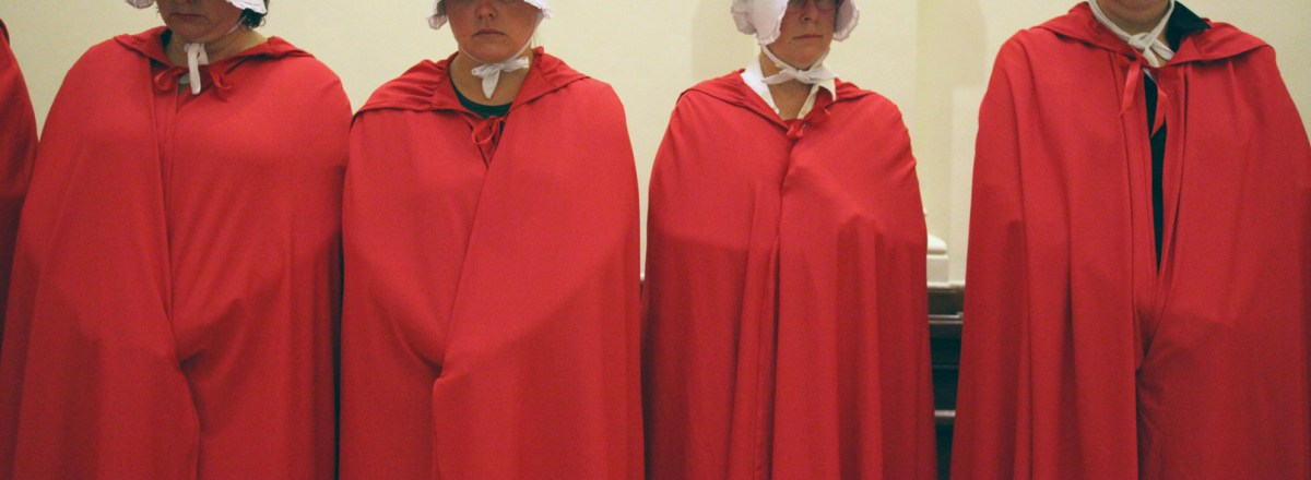The Handmaid's Tale—Junior Version