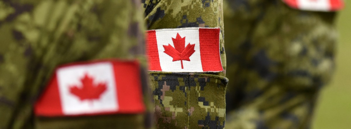 """Military #MeToo, Part II: In Bad Company— <span class=""""subtitle"""">Canada's Armed Forces #MeToo Crisis</span>"""