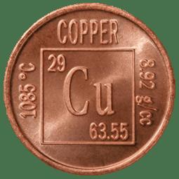ETFS Copper