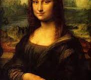 Afbeelding van de mona lisa. Kunst als alternatieve belegging. Beleggen in kunst.