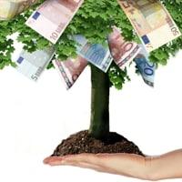 Bouw een passief inkomen op met dividendaandelen.