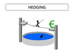 Hedgen met opties