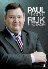 Paul D'Hoore boek rijk in 100 dagen