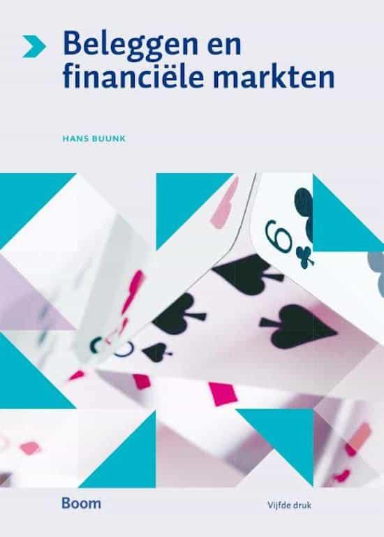 Leer beleggen op de financiële markt