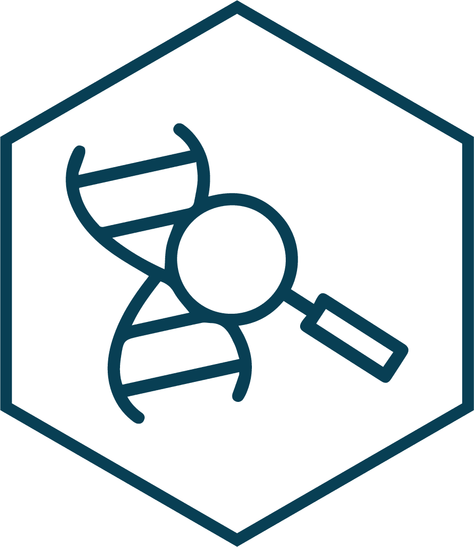Analyze DNA for Genetic Predisposition Icon