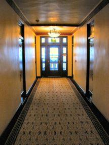 Ahwahnee Hotel Corridor