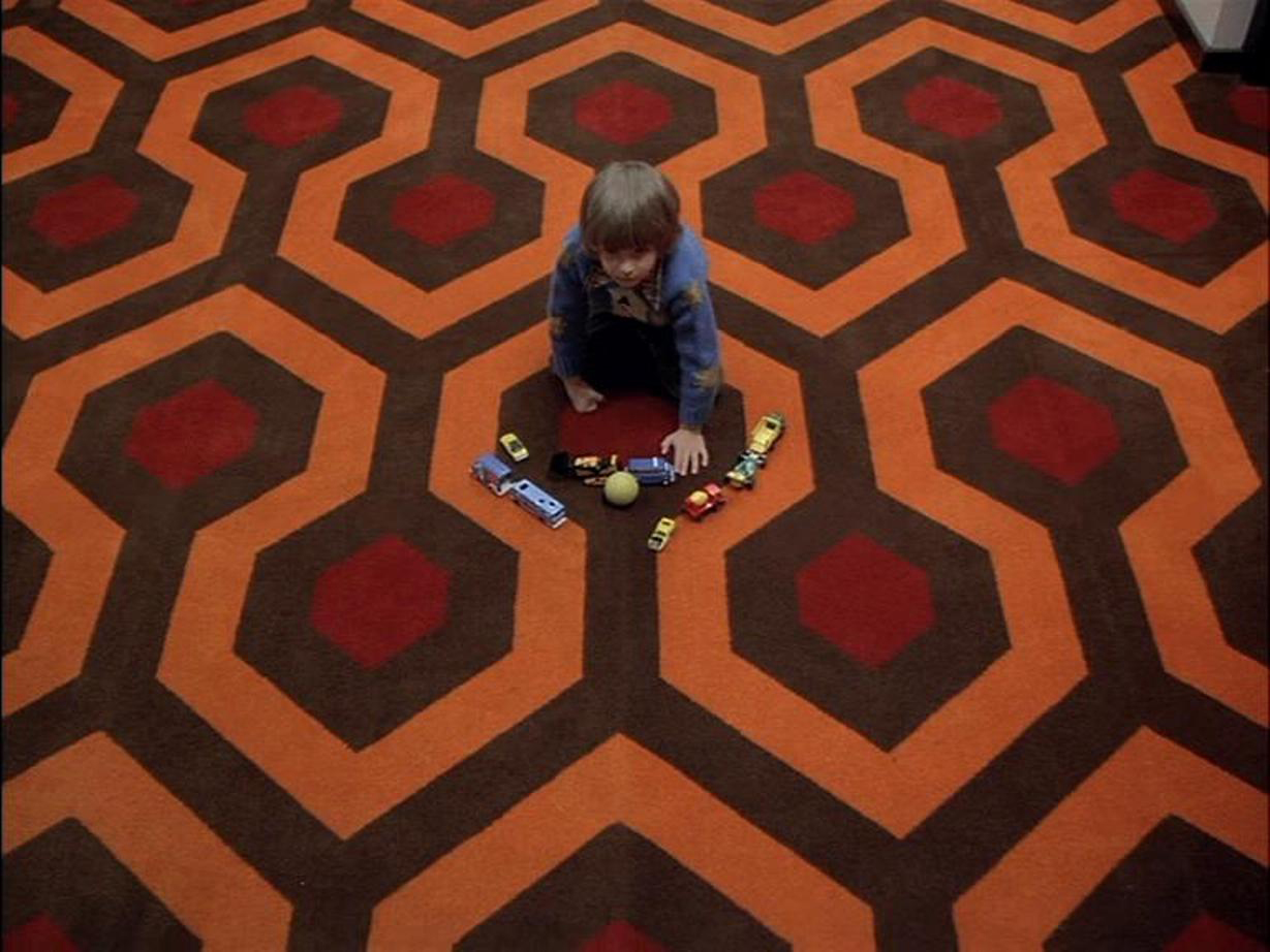 Shining Teppich The Shining 1980 Verdoux