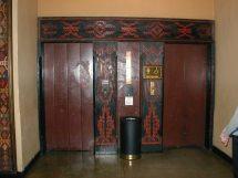 Hotel Elevator Lobby