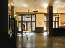 Shining Ahwahnee Hotel Interior