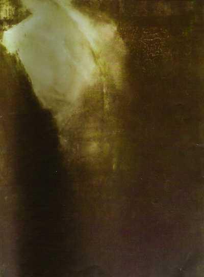 Cím nélkül, 1991, vegyes technika, 100 x70 cm