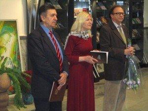Renata Verejanu, Ion Cuzuioc, Arcadie Suceveanu, Mihai Cimpoi