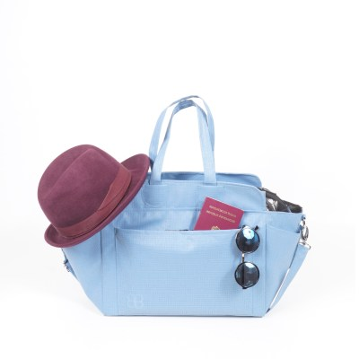 Tote Bag NOHEA in SKY BLUE