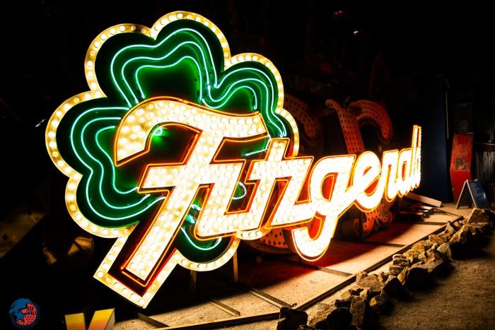 Neon Museum Las Vegas  – The Boneyard!