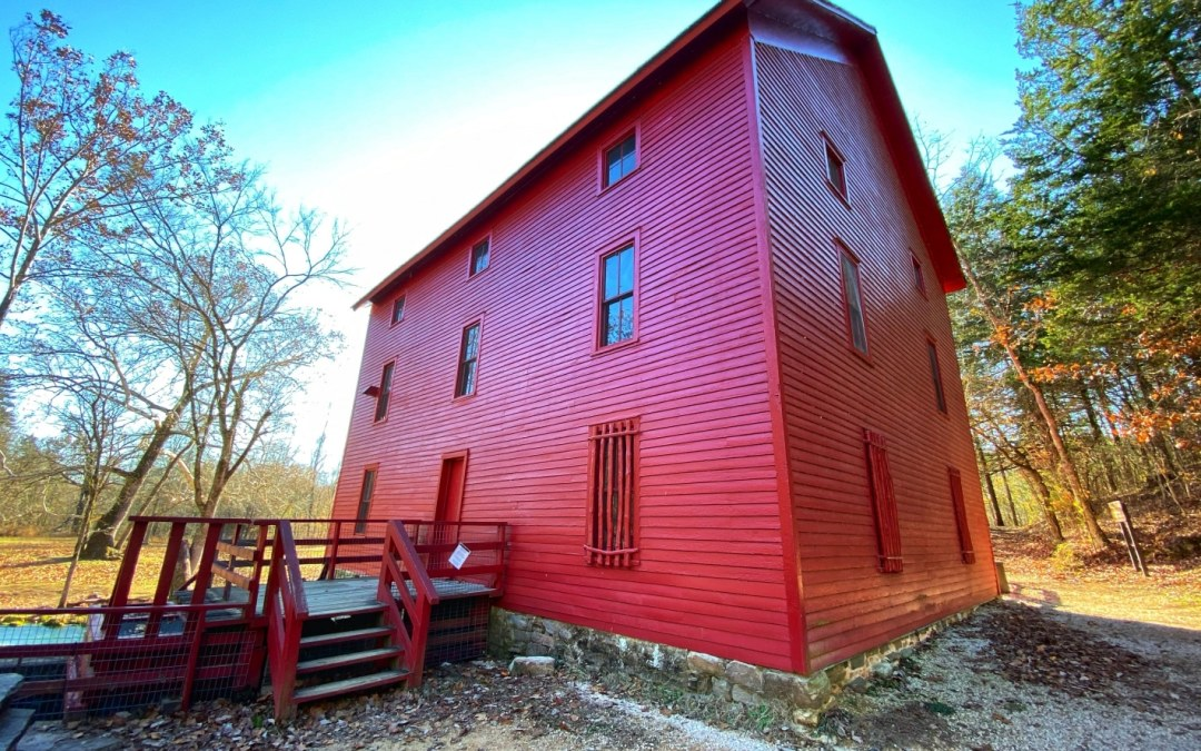 Alley Mill – National Scenic Riverways Missouri