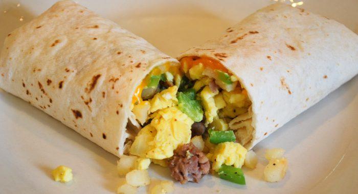 Breakfast Burrito – Southwest style ontbijten!