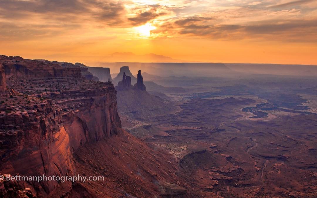 Canyonlands National Park foto's