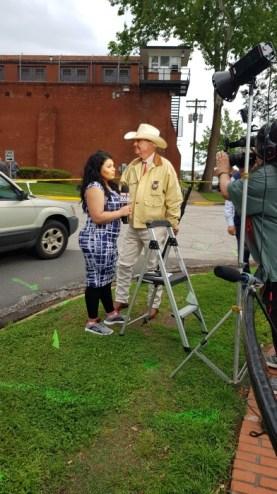 Sheriff verklaart executie als voltooid