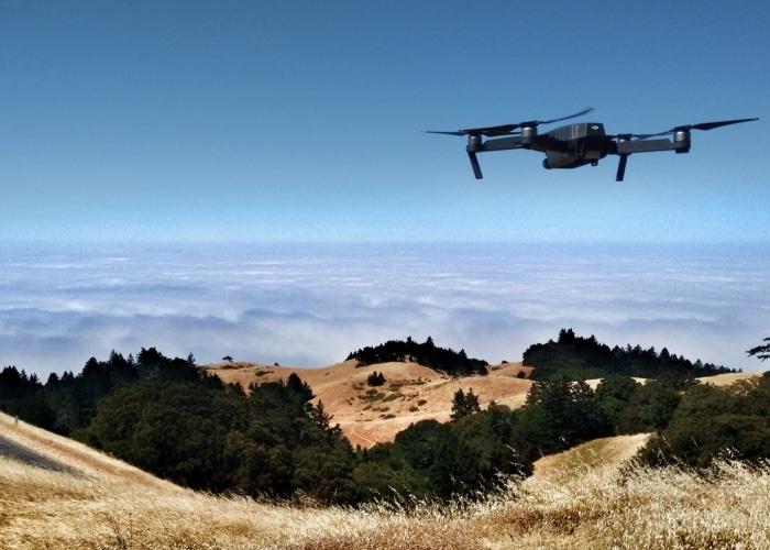 Beveiligd: Drone Toerisme in de Verenigde Staten