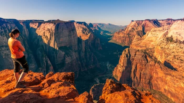Observation Point in Zion National Park – A photography blog (Engels Artikel)