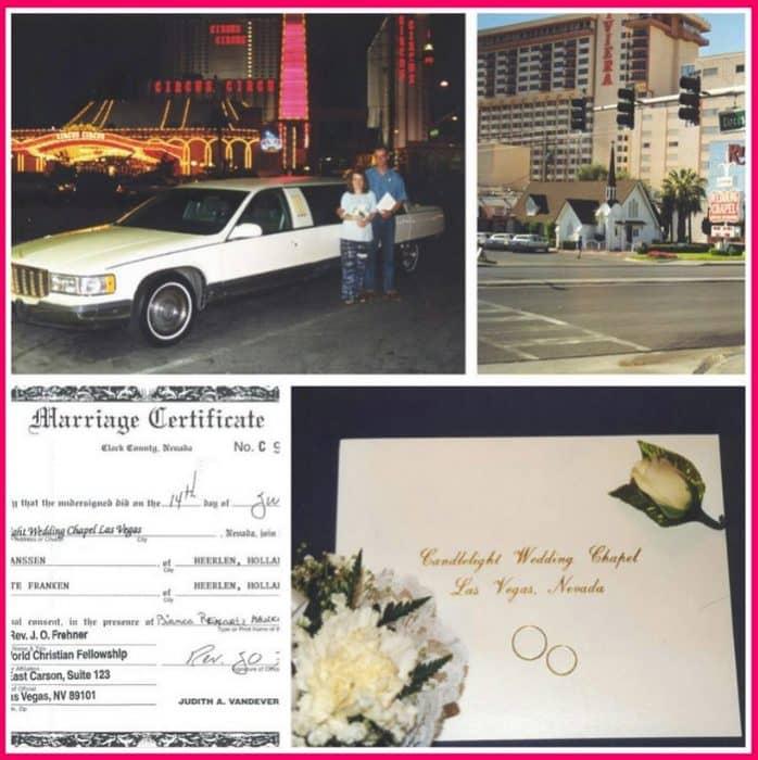Anita Janssen - Getrouwd in Las Vegas