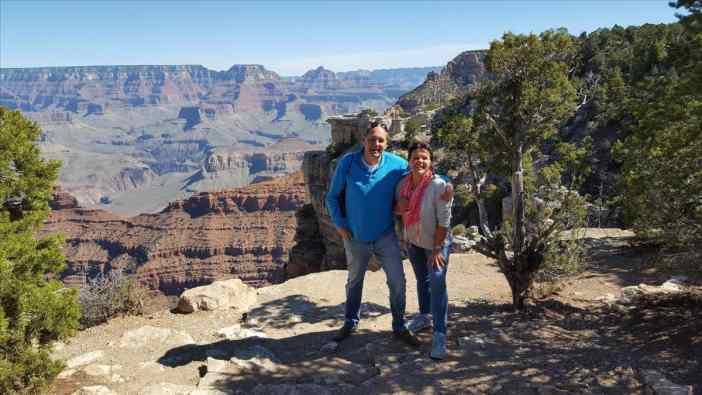 Jan en Esther - De eerste keer Amerika.