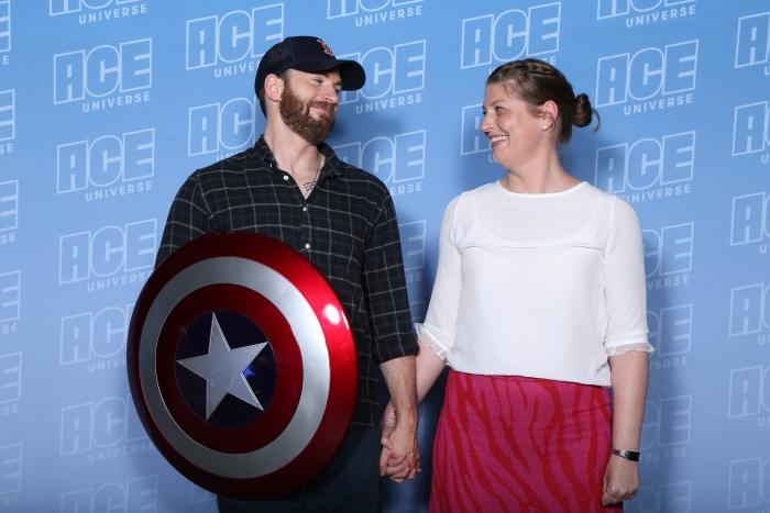 Jolanda Postema - Captain America