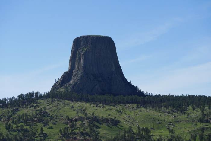 Live Life - new Chapter - Devils tower