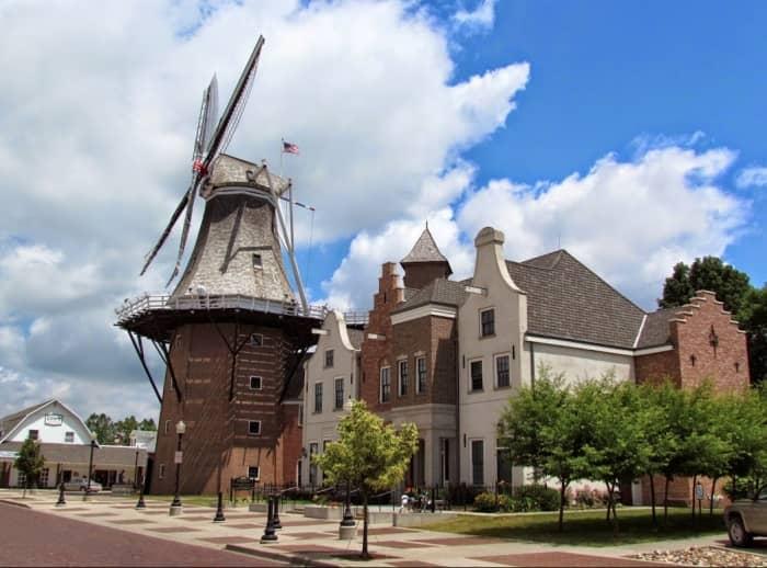 Pella, Iowa - Een stukje Nederland in de Verenigde Staten