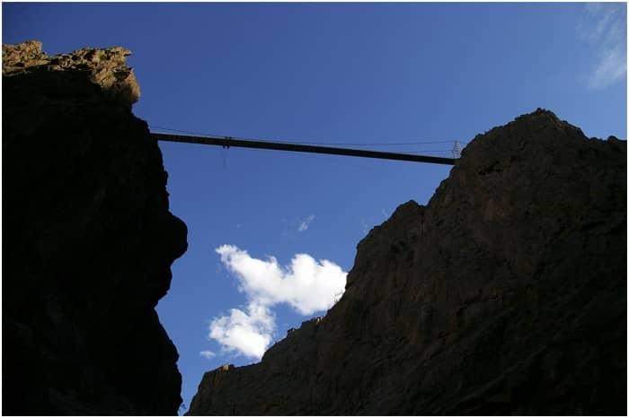 Royal Gorge Bridge- Colorado
