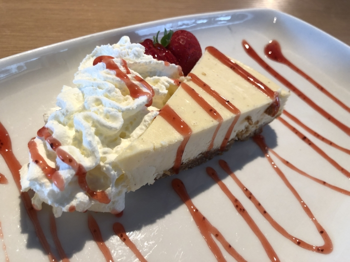 TGI - Cheesecake
