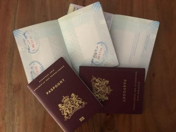Voordat u op reis gaat - Foto paspoort