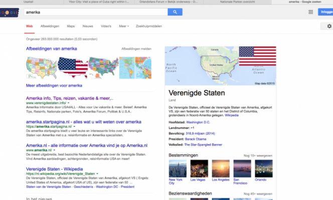 Amerika Google