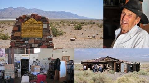 Ballarat: ghost town met slechts twee inwoners – Fotoverhaal