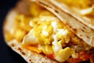 Breakfast Taco – Een specialiteit uit Texas!
