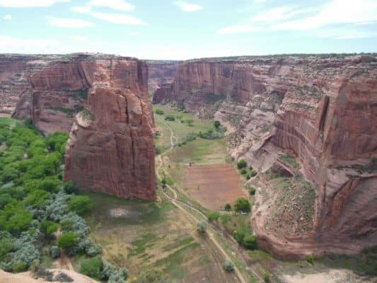 Canyon de Chelley – National Monument in Arizona – Het omrijden waard!