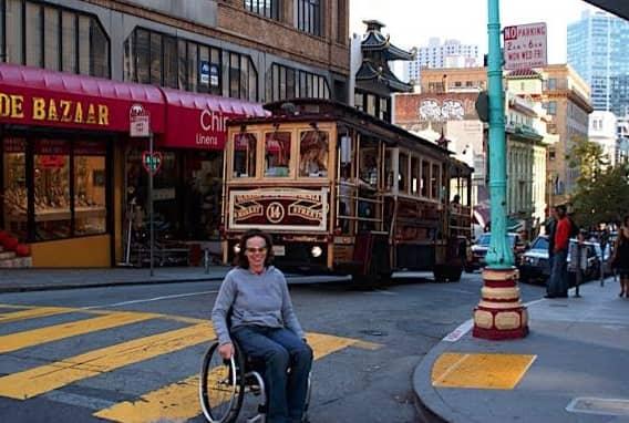 Reizen naar USA met rolstoel