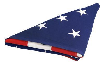 De dertien vouwen van de Amerikaanse vlag en wat ze betekenen
