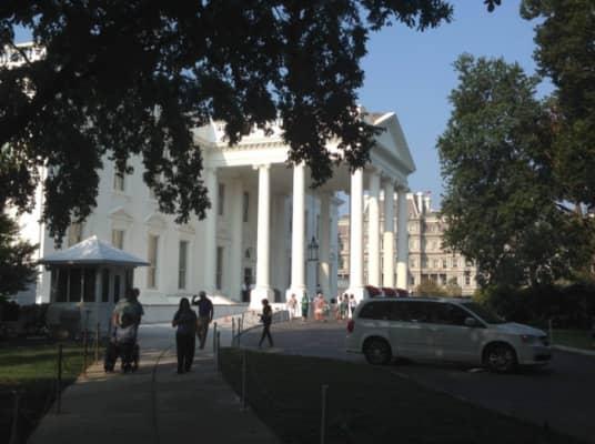 Witte Huis bezoeken – Met een beetje geluk kan het!