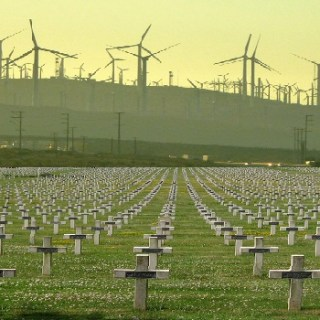 windenergie, klimaathoax