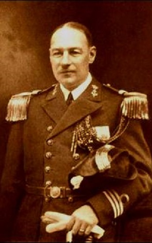 Karel Doorman 1889 - 1942