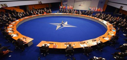 NATO-bijeenkomst