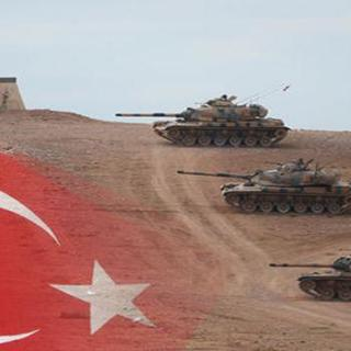 Syrië, Turkije