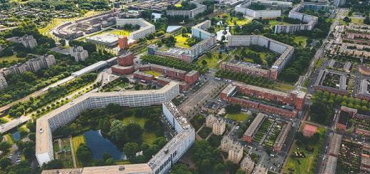 Bijlmer, Failed states, Nederland volgebouwd