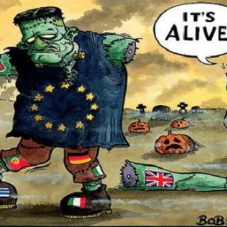 EU-basher, EP2019, Catalonië,, EUropa, EU-visie